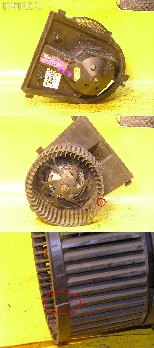 Мотор печки VOLKSWAGEN GOLF IV 1JAGN. Фото 11