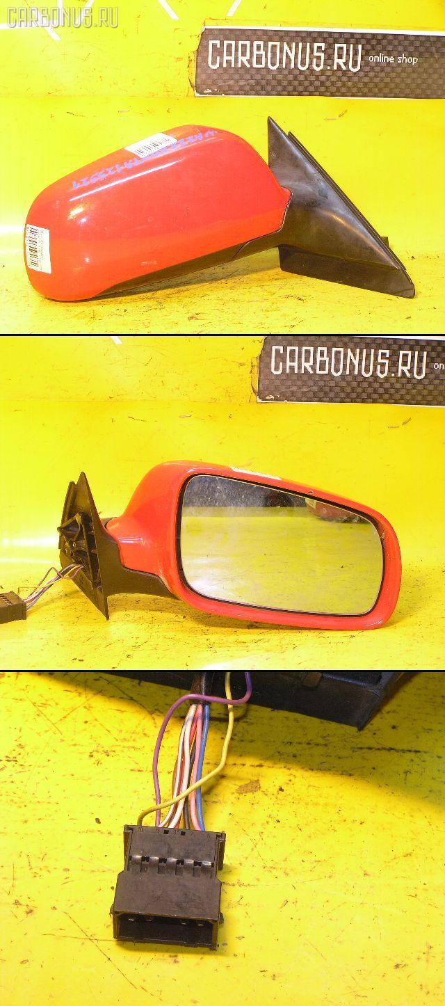 Зеркало двери боковой AUDI A4 8DADR. Фото 3