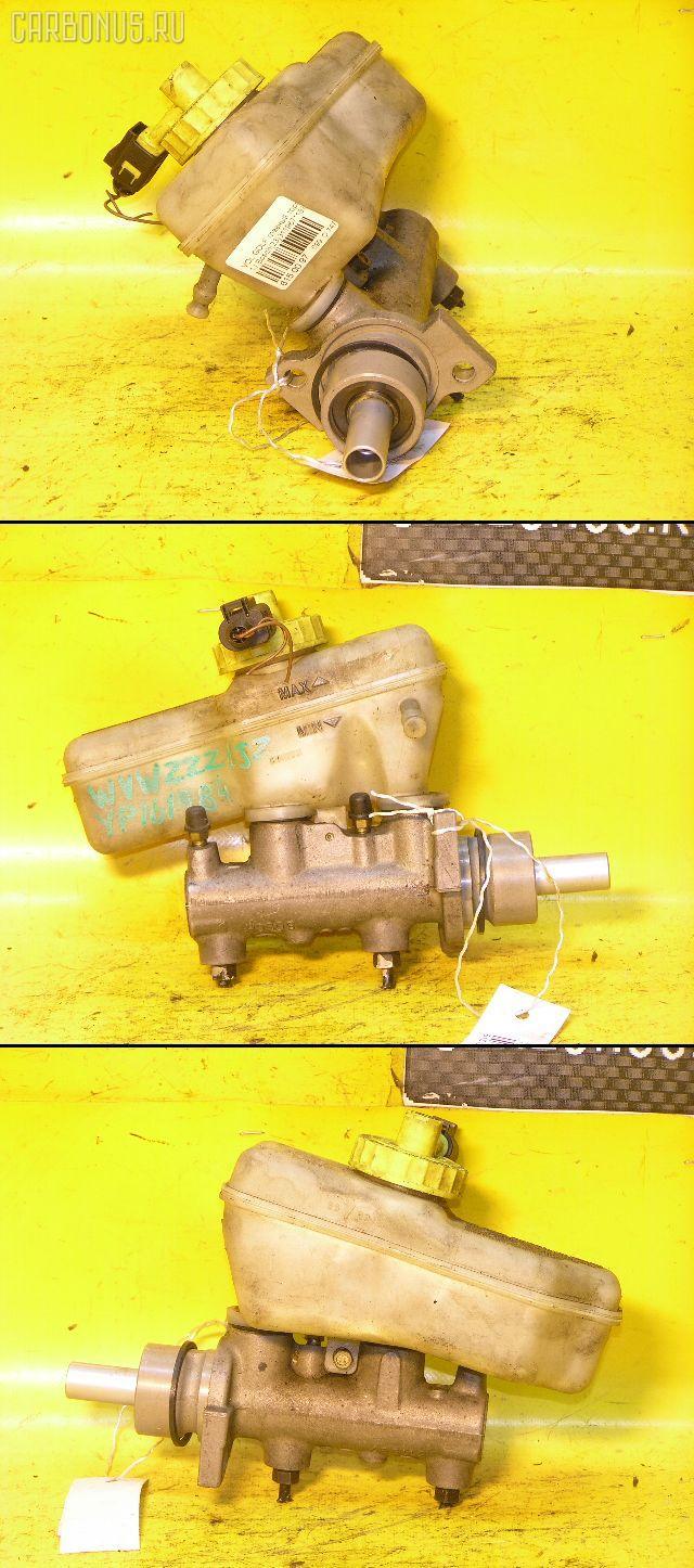 Главный тормозной цилиндр VOLKSWAGEN GOLF IV 1JAPK APK. Фото 6