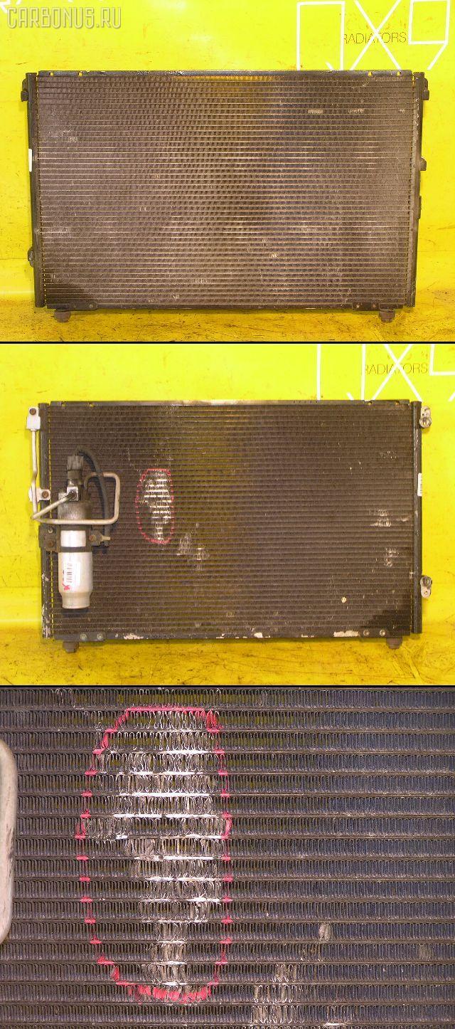 Радиатор кондиционера HONDA LEGEND KA9 C35A. Фото 5