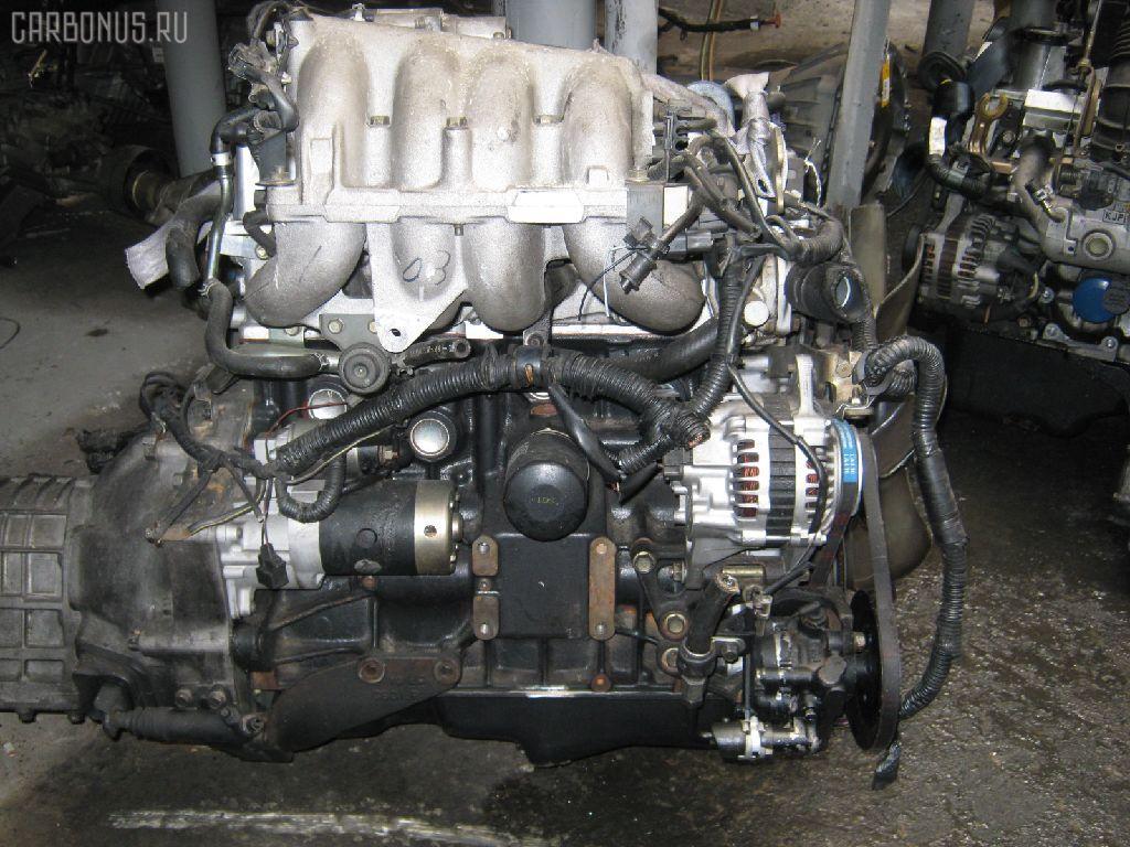 Двигатель MAZDA PROCEED MARVIE UV56R G5-E. Фото 2