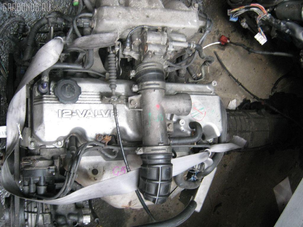 Двигатель MAZDA PROCEED MARVIE UV56R G5-E. Фото 5