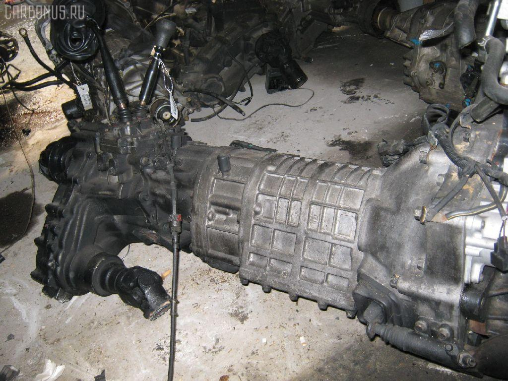КПП механическая MAZDA PROCEED MARVIE UV56R G5-E. Фото 2