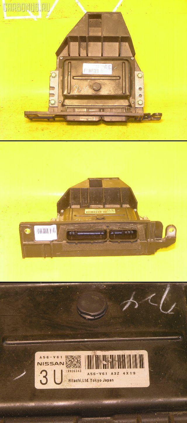 Блок EFI Nissan Ad van VFY11 QG15DE Фото 1
