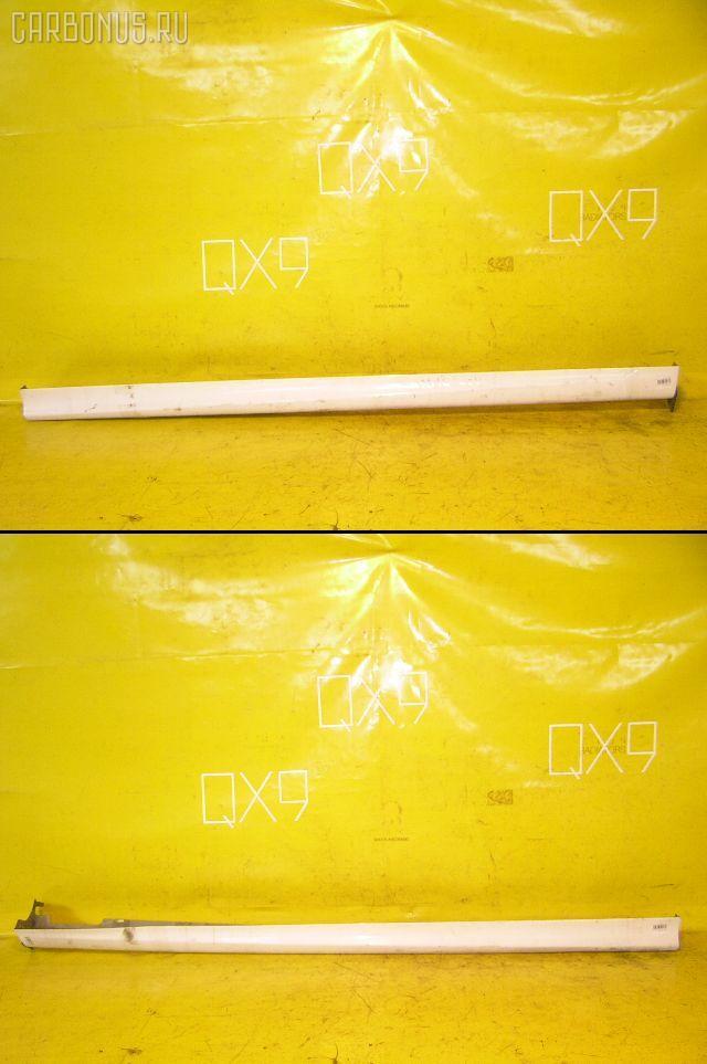 Порог кузова пластиковый ( обвес ) DAIHATSU YRV M201G. Фото 5