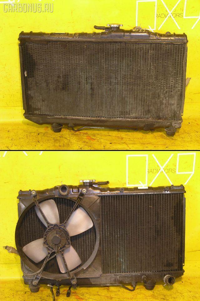 Радиатор ДВС TOYOTA CARINA ST170 4S-FE