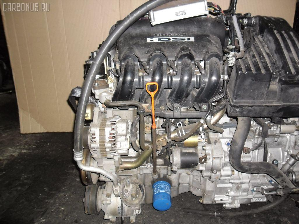 Двигатель HONDA MOBILIO GB2 L15A. Фото 3