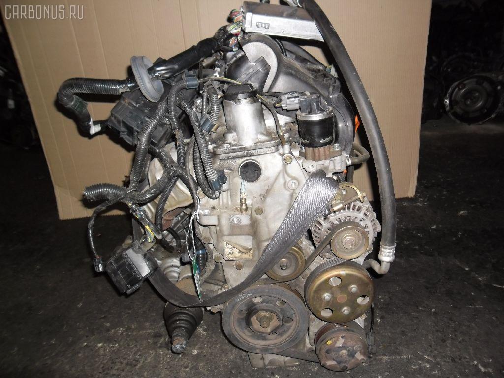 Двигатель HONDA MOBILIO GB2 L15A. Фото 4