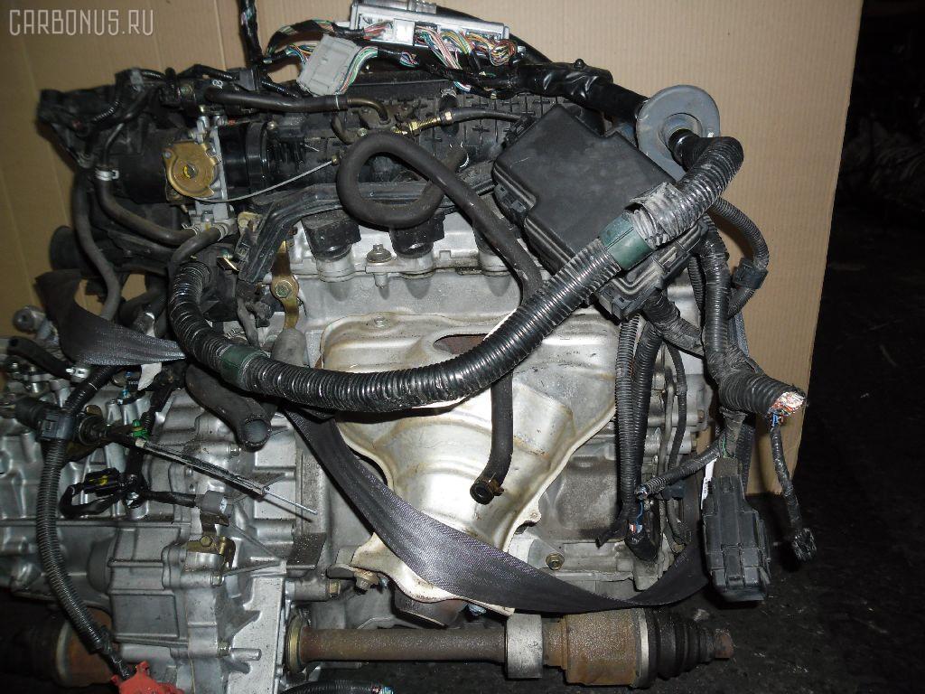 Двигатель HONDA MOBILIO GB2 L15A. Фото 5