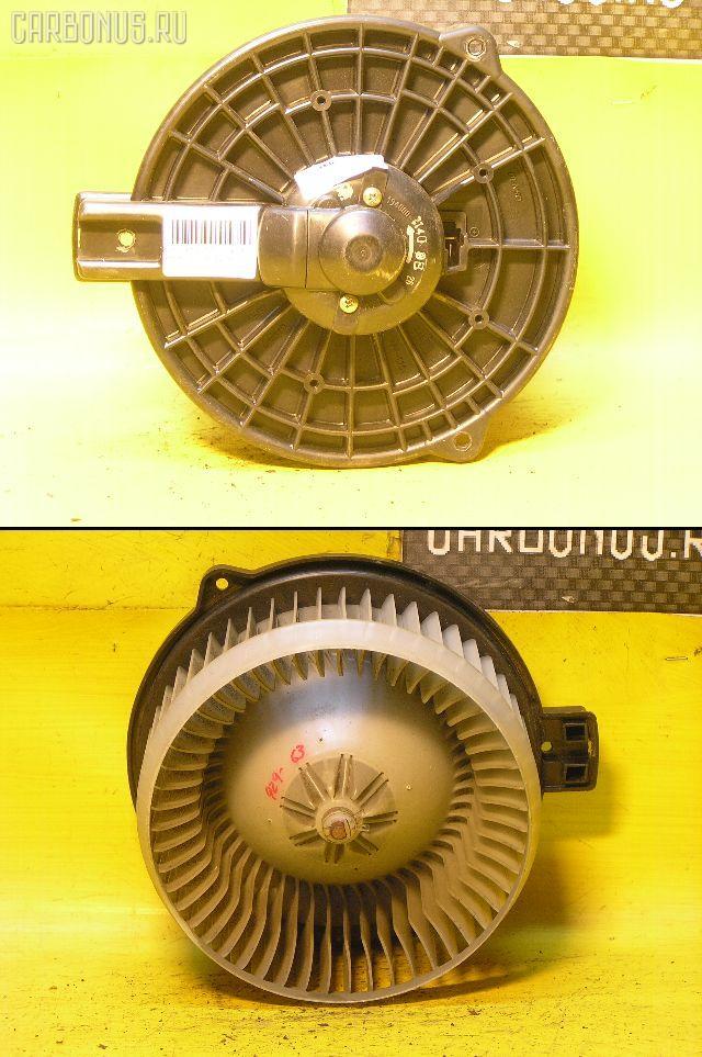 Мотор печки TOYOTA ALTEZZA GXE10. Фото 2