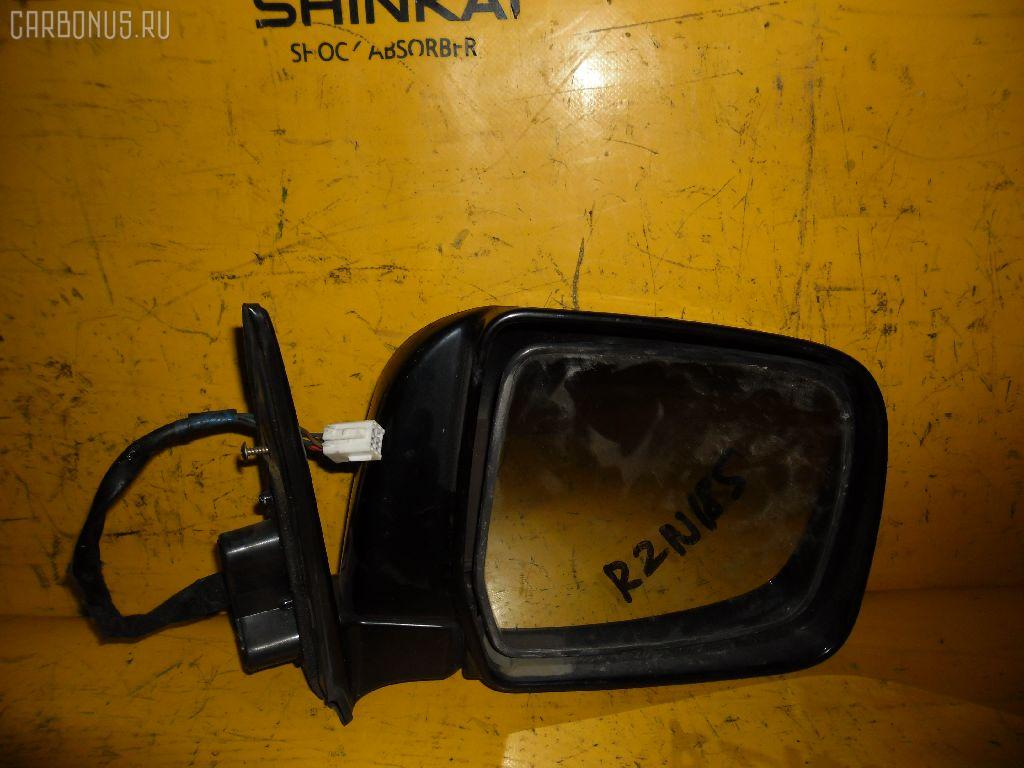 Зеркало двери боковой TOYOTA HILUX SURF RZN185W. Фото 6