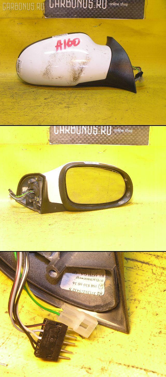 Зеркало двери боковой MERCEDES-BENZ A-CLASS W168.033. Фото 5