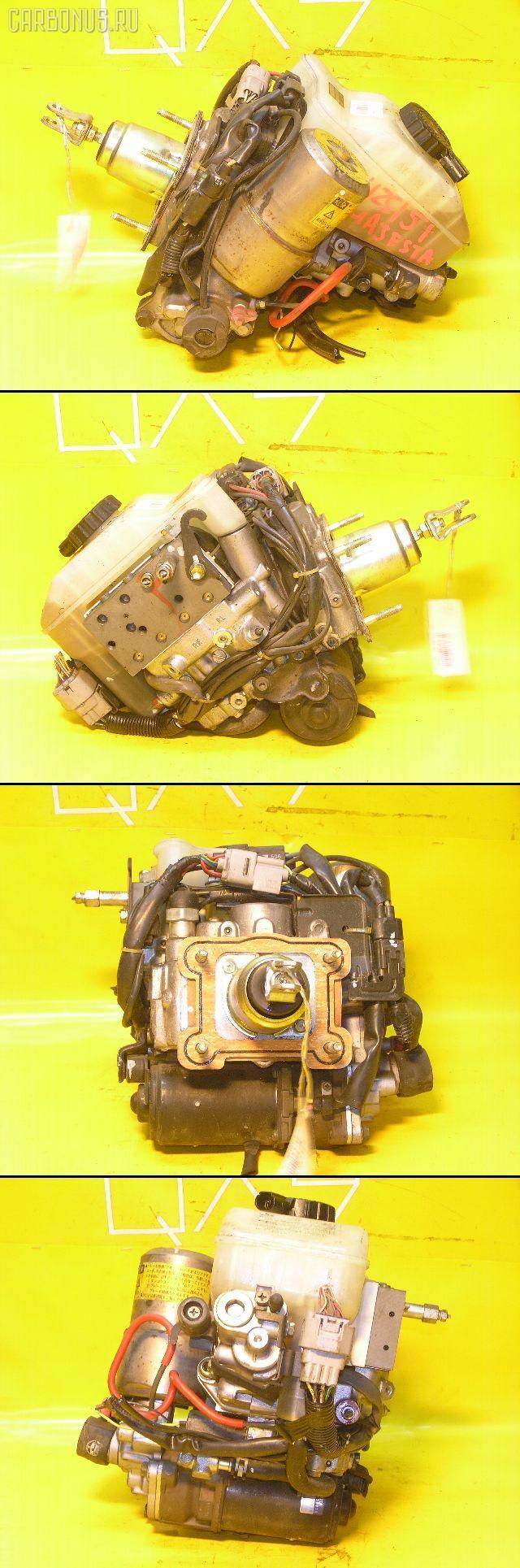 Главный тормозной цилиндр TOYOTA CROWN MAJESTA UZS151 1UZ-FE. Фото 4
