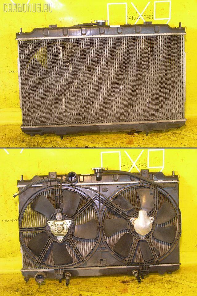 Радиатор ДВС NISSAN BLUEBIRD SYLPHY TG10 QR20DD. Фото 8