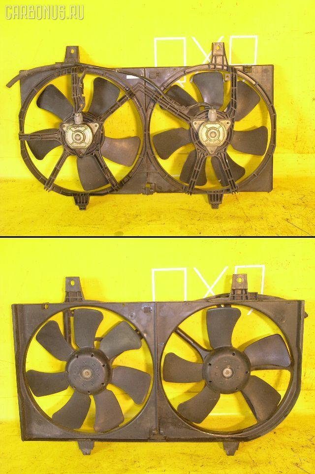 Вентилятор радиатора ДВС NISSAN AD VAN VFY11 QG15DE