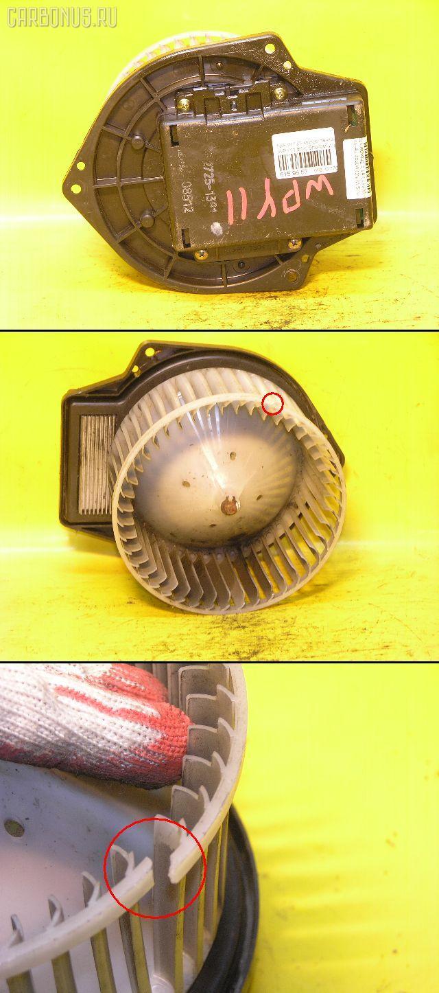 Мотор печки NISSAN WINGROAD WPY11. Фото 1