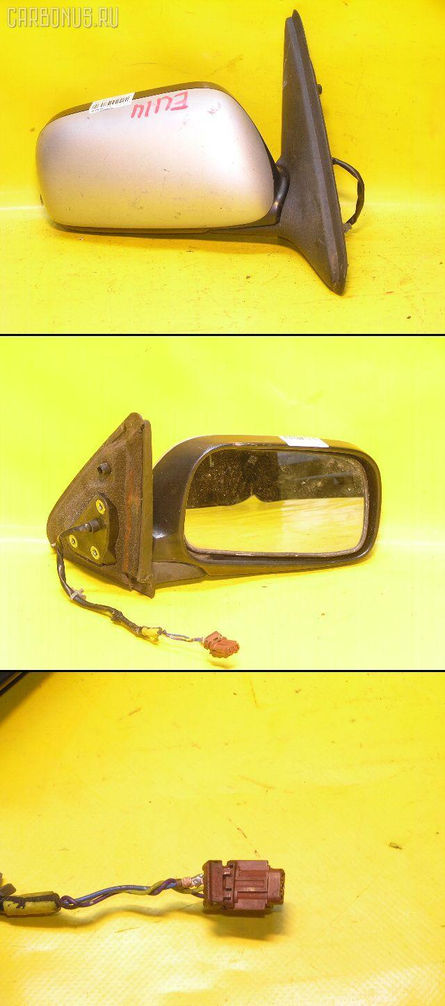 Зеркало двери боковой NISSAN BLUEBIRD EU14. Фото 5