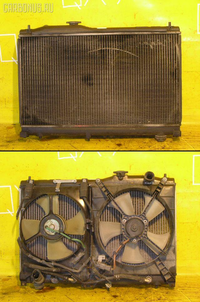 Радиатор ДВС HONDA INSPIRE CC2 G25A. Фото 9