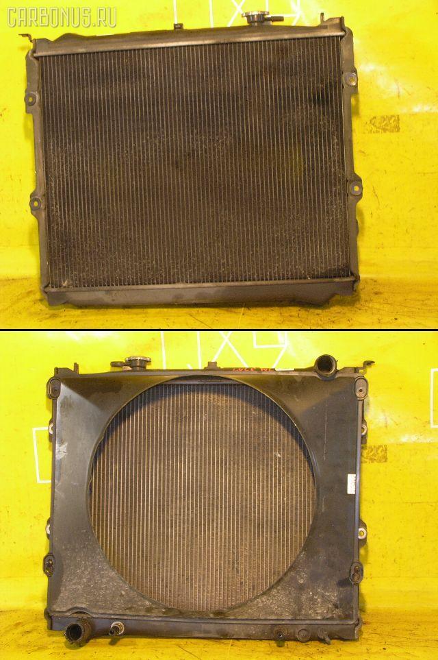 Радиатор ДВС MAZDA MPV LVLR WLT. Фото 11