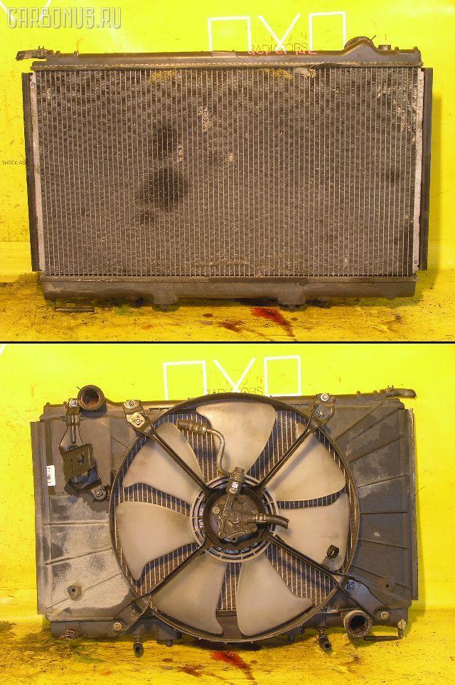 Радиатор ДВС TOYOTA CELSIOR UCF21 1UZ-FE. Фото 11