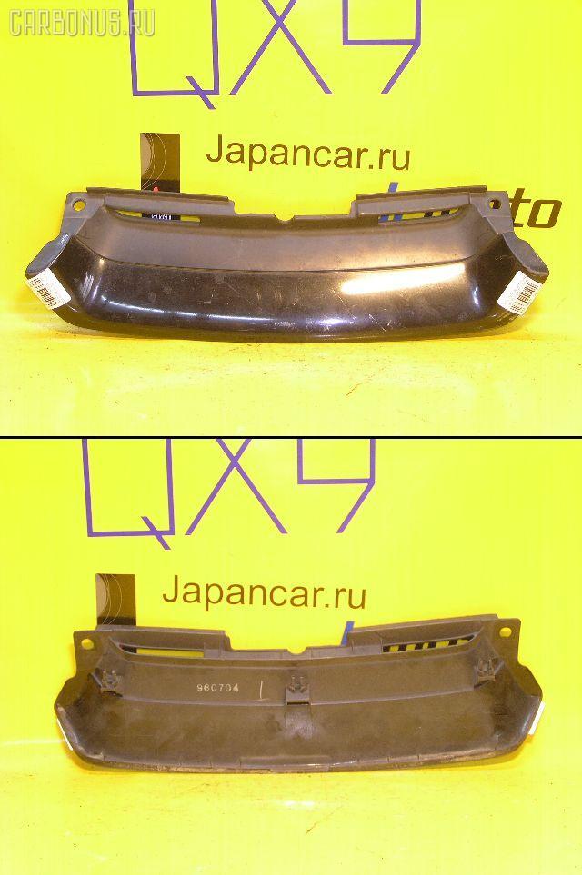 Решетка радиатора HONDA INTEGRA DB6. Фото 2