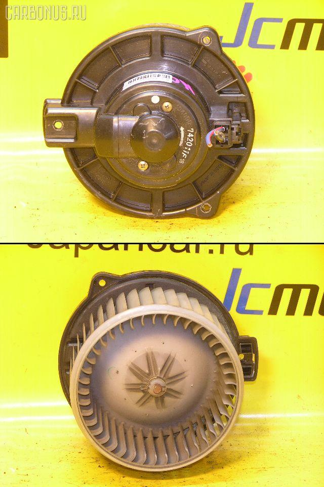 Мотор печки TOYOTA PROBOX NCP55V. Фото 6