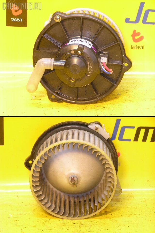 Мотор печки MAZDA DEMIO DW5W. Фото 1