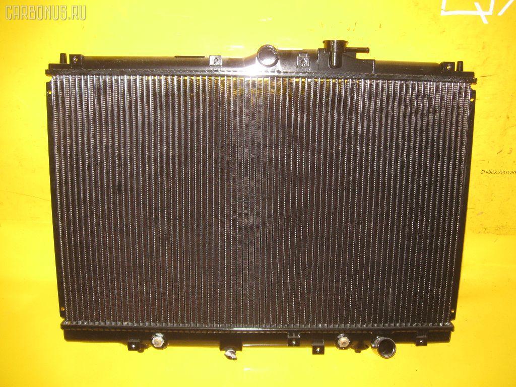 Радиатор ДВС HONDA ODYSSEY RA1 F22B. Фото 11