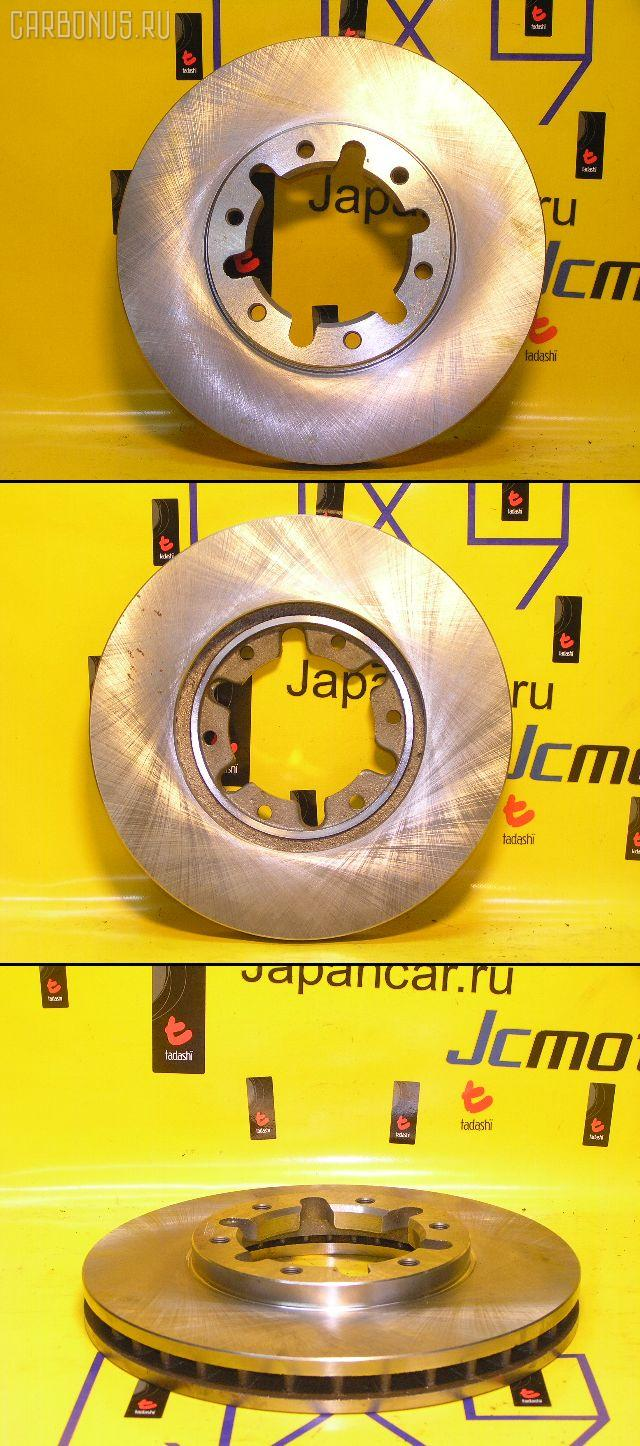 Тормозной диск NISSAN SAFARI WRGY61 Фото 1