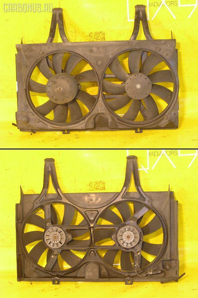 Вентилятор радиатора кондиционера MERCEDES-BENZ E-CLASS W210.037 111.970
