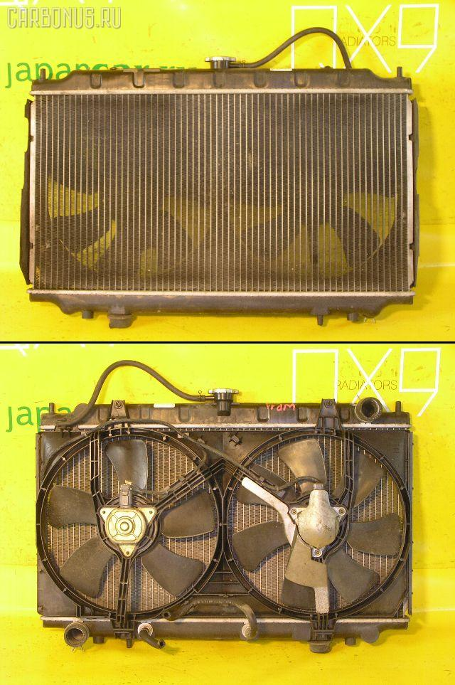 Радиатор ДВС NISSAN PRIMERA WAGON WP11 SR18DE. Фото 1