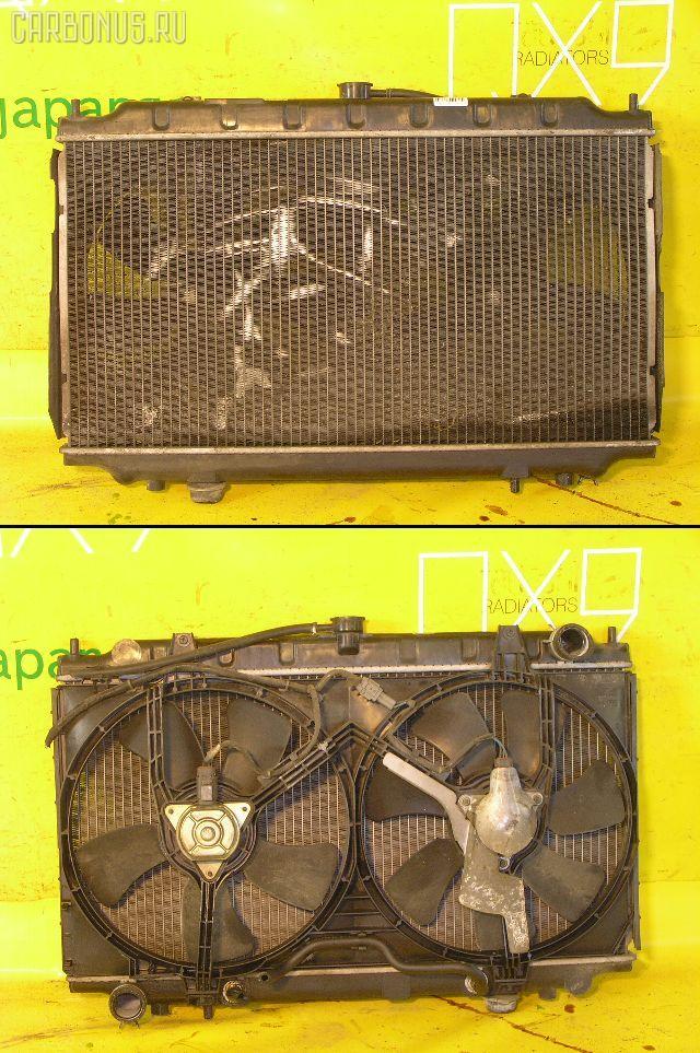 Радиатор ДВС NISSAN BLUEBIRD HU14 SR20DE. Фото 8