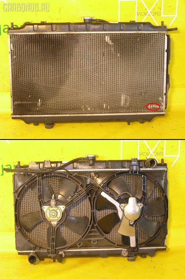 Радиатор ДВС NISSAN BLUEBIRD EU14 SR18DE. Фото 9