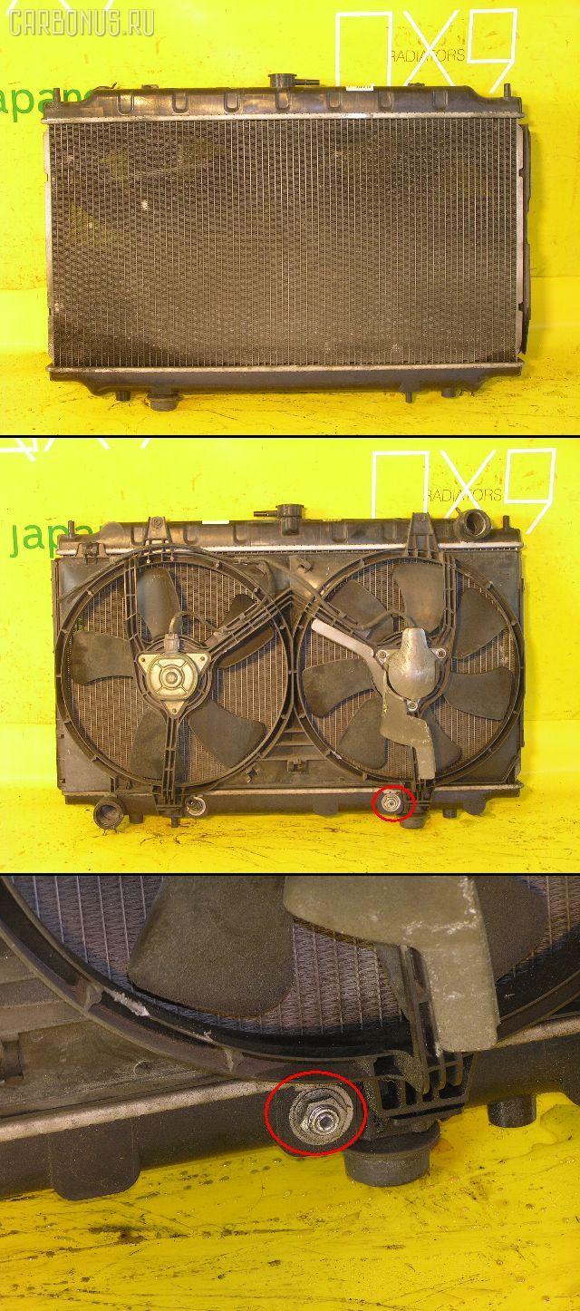 Радиатор ДВС NISSAN BLUEBIRD EU14 SR18DE. Фото 10