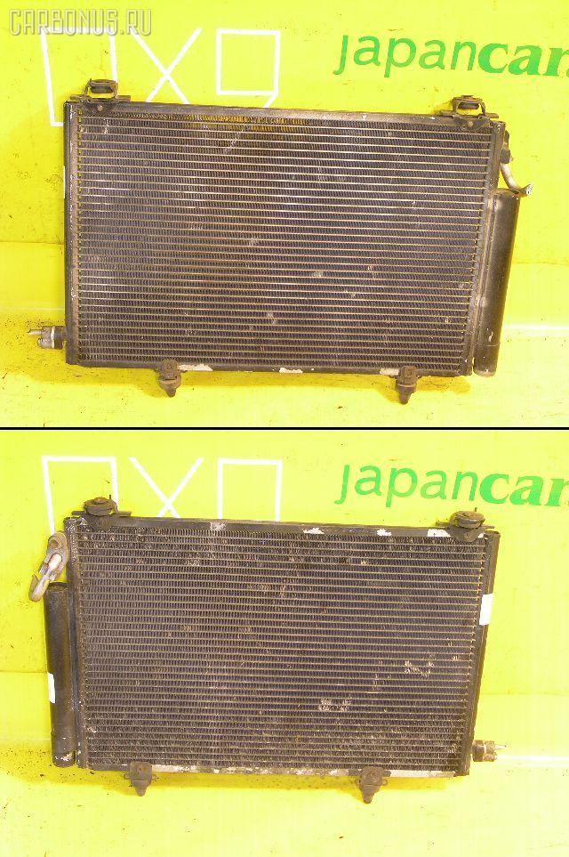 Радиатор кондиционера TOYOTA VITZ NCP10 2NZ-FE. Фото 7