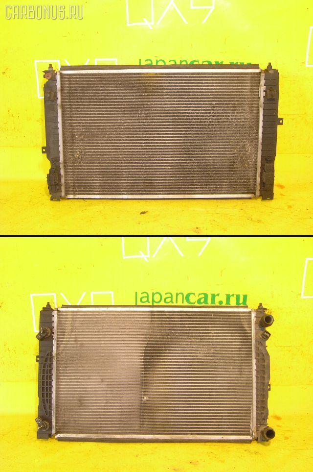 Радиатор ДВС AUDI A4 8DADR ADR. Фото 3