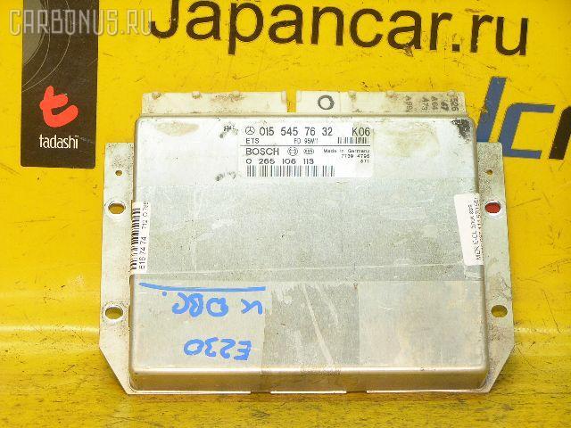 Блок ABS MERCEDES-BENZ E-CLASS W210.037 111.970 Фото 1