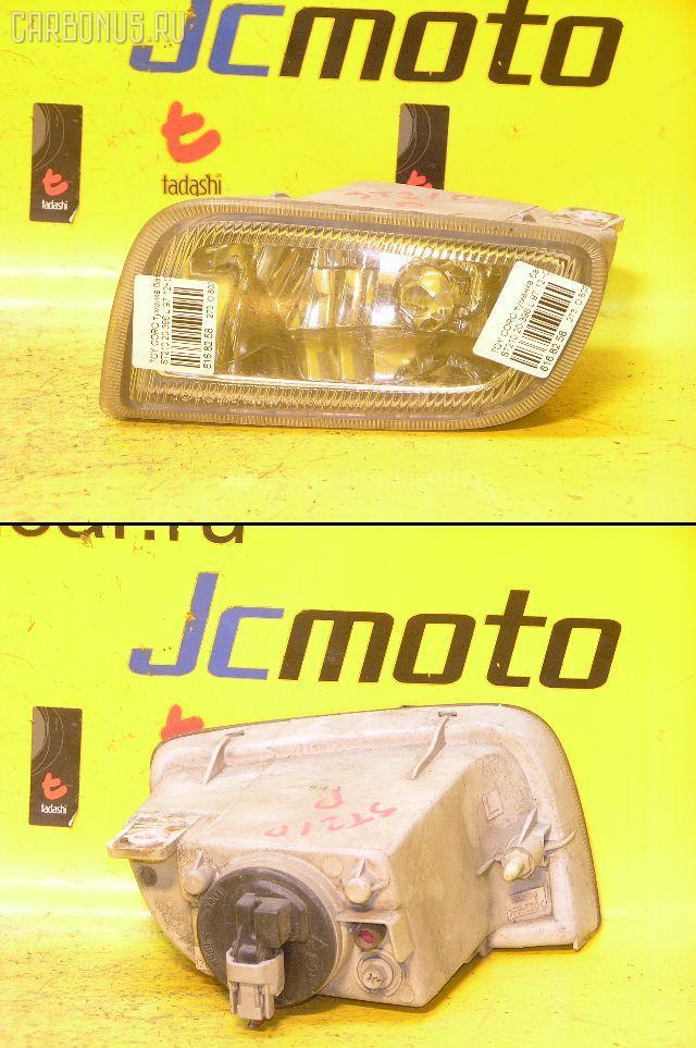 Туманка бамперная TOYOTA CORONA PREMIO ST210. Фото 5