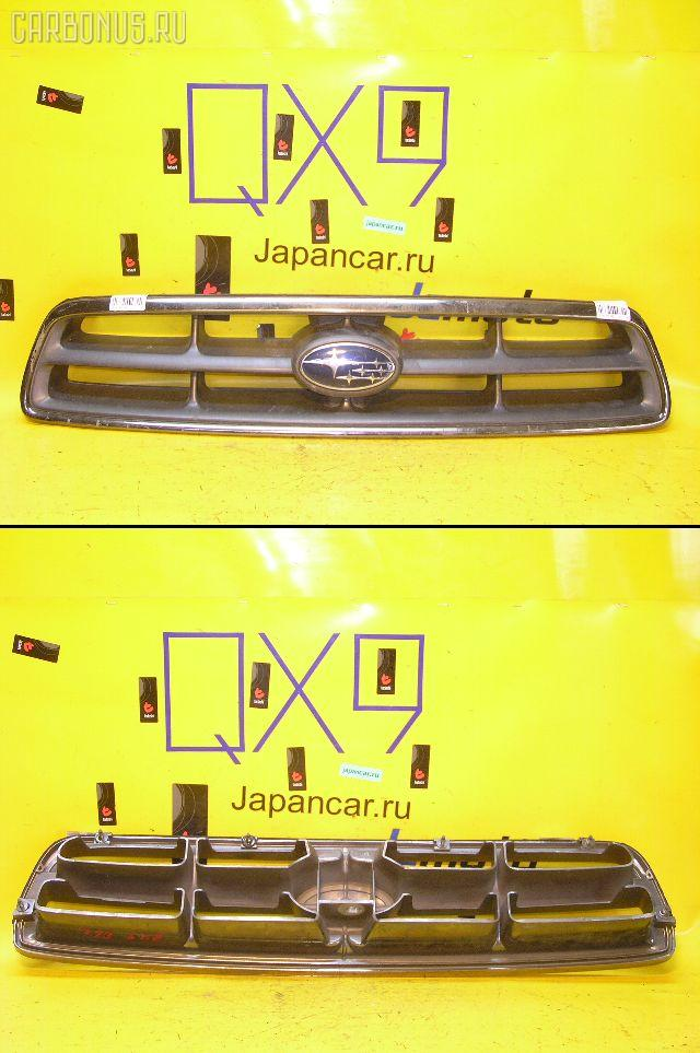 Решетка радиатора SUBARU LEGACY LANCASTER BH9. Фото 2