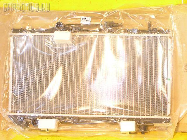 Радиатор ДВС TOYOTA CORONA AT190 4A-FE. Фото 2