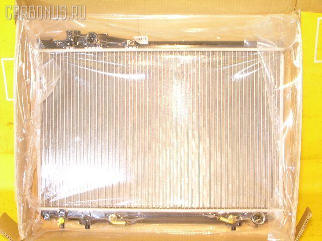 Радиатор ДВС TOYOTA CROWN JZS141 1JZ-GE. Фото 11
