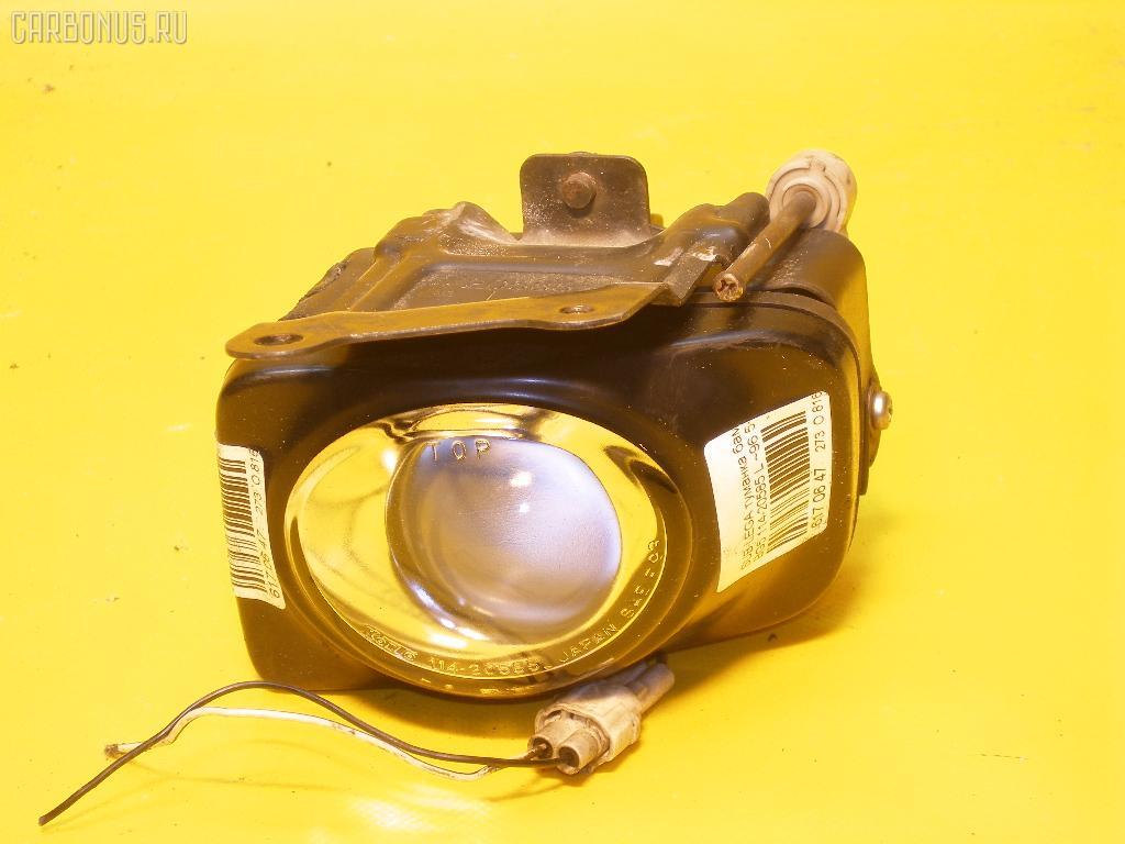Туманка бамперная SUBARU LEGACY WAGON BG5. Фото 5