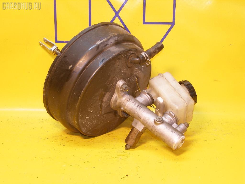 Главный тормозной цилиндр NISSAN GLORIA PY33 VG30E. Фото 1