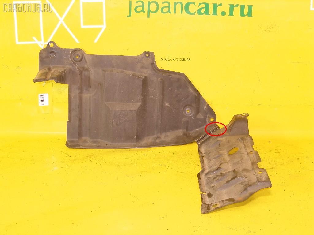 Защита двигателя NISSAN AD VAN VFY11 QG15DE. Фото 3