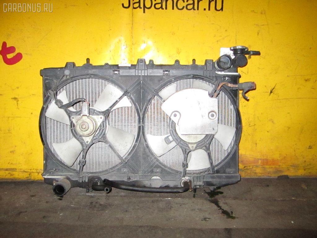 Радиатор ДВС NISSAN AVENIR W10 SR18DE. Фото 2