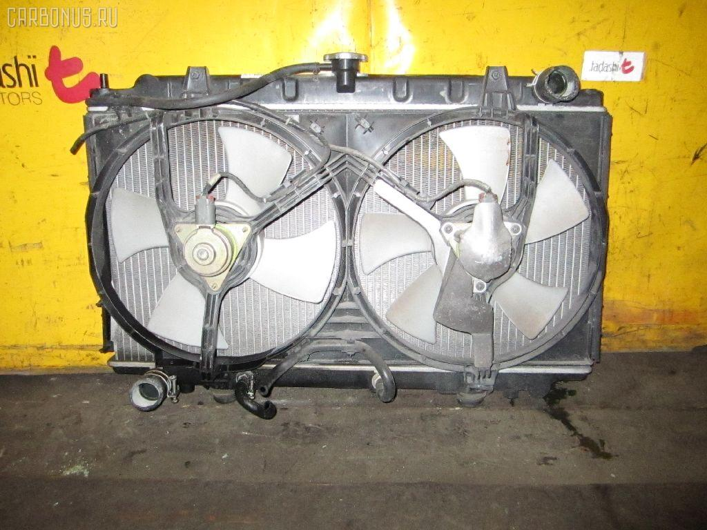 Радиатор ДВС NISSAN BLUEBIRD HU14 SR20DE. Фото 9