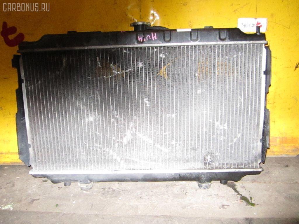 Радиатор ДВС NISSAN BLUEBIRD HU14 SR20DE. Фото 10