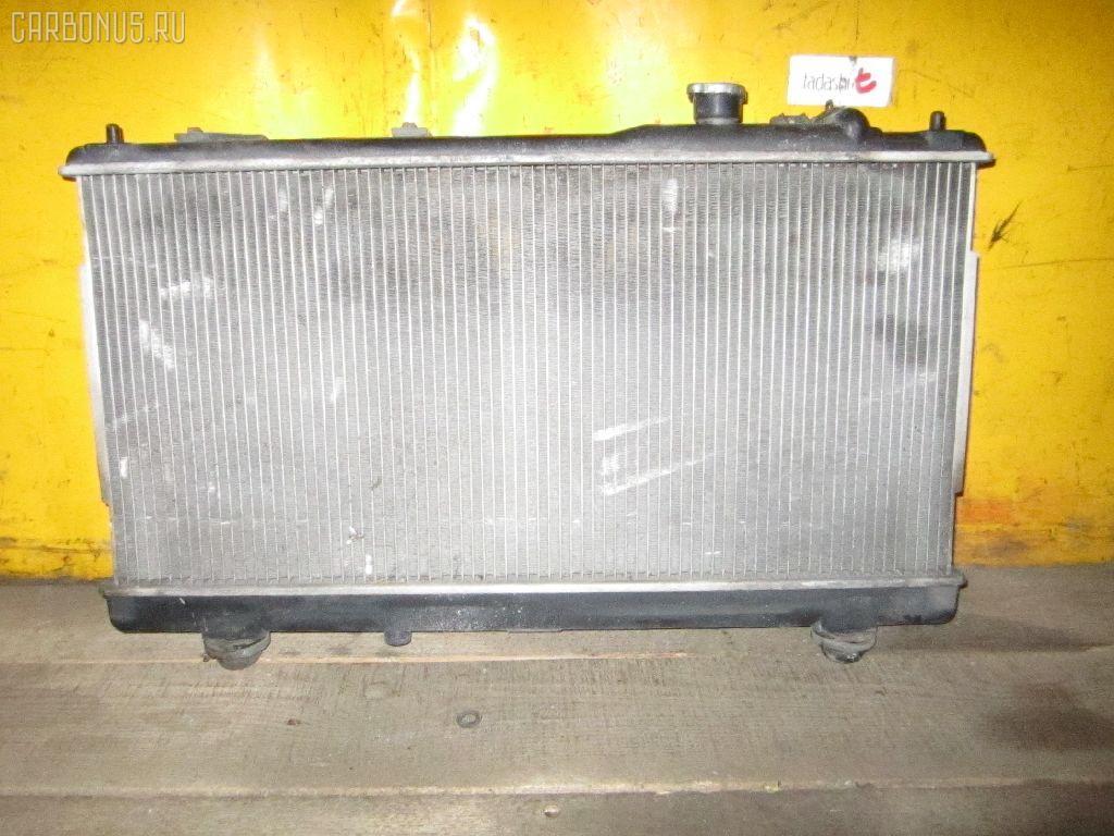 Радиатор ДВС MAZDA FAMILIA BJ5P ZL. Фото 4