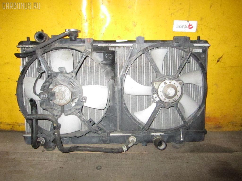 Радиатор ДВС MAZDA FAMILIA BJ5P ZL. Фото 5