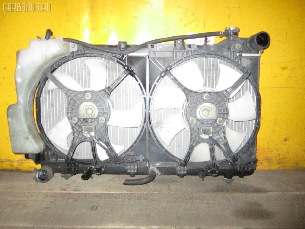 Радиатор ДВС SUBARU IMPREZA WAGON GF2 EJ15. Фото 11